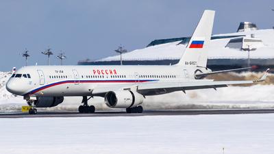 RA-64521 - Tupolev Tu-214 - Rossiya - Special Flight Squadron