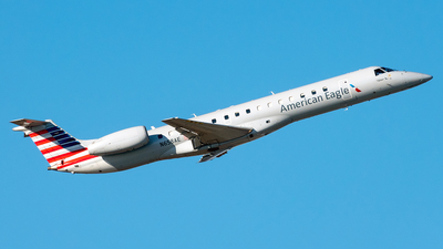 N658AE - Embraer ERJ-145LR - American Eagle (Piedmont Airlines)