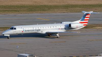 N669MB - Embraer ERJ-145LR - American Eagle (Piedmont Airlines)