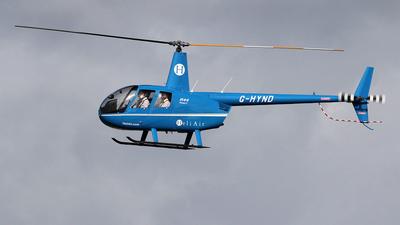 G-HYND - Robinson R44 Raven - Heli Air Scotland