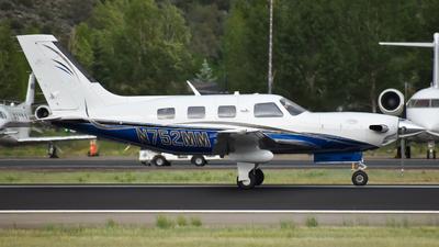 N572MM - Piper PA-46-500TP Malibu Meridian - Private