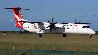VH-QOT - Bombardier Dash 8-Q402 - QantasLink (Sunstate Airlines)
