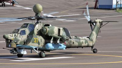 37 - Mil Mi-28UB Havoc - Russia - Air Force