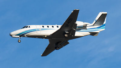 SP-KCS - Cessna 560XL Citation XLS - Jet Story