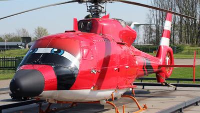 PH-SAW - Aérospatiale SA 365C2 Dauphin 2 - Private