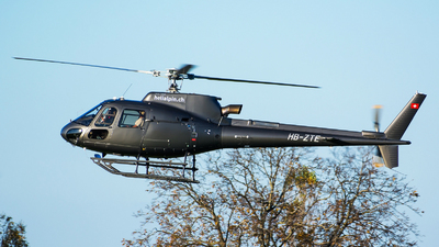HB-ZTE - Airbus Helicopters H125 - Helialpin