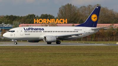 D-ABEN - Boeing 737-330 - Lufthansa