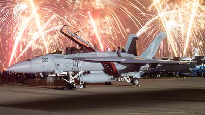166980 - Boeing F/A-18F Super Hornet - United States - US Navy (USN)