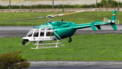 PNC-0927 - Bell 407 - Colombia - Police