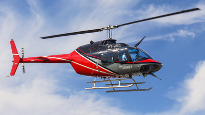 PT-HDC - Bell 206B-3 JetRanger III - Private