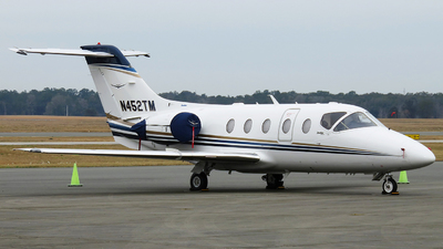 N452TM - Hawker Beechcraft 400A - Private