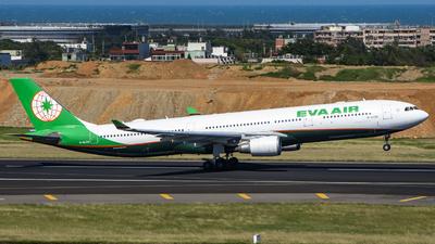 B-16338 - Airbus A330-302 - Eva Air