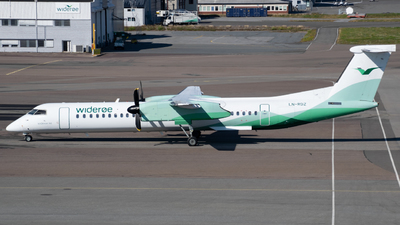 LN-RDZ - Bombardier Dash 8-Q402 - Widerøe