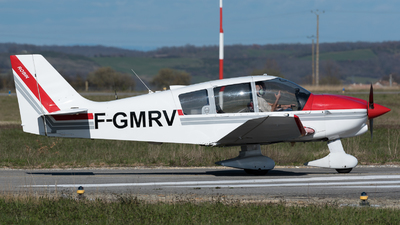 F-GMRV - Robin DR400/140B Major - Aero Club - Pamiers
