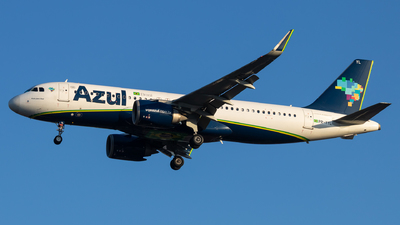 A picture of PRYYL - Airbus A320251N - Azul Linhas Aereas - © fachetti_spotter
