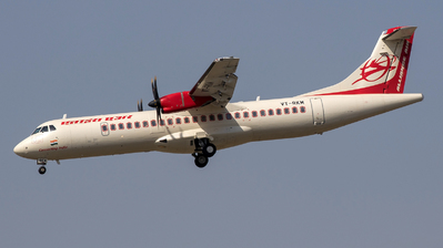 A picture of VTRKM - ATR 72600 - Alliance Air - © Gerrit Griem