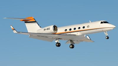 9H-BOG - Gulfstream G450 - Private