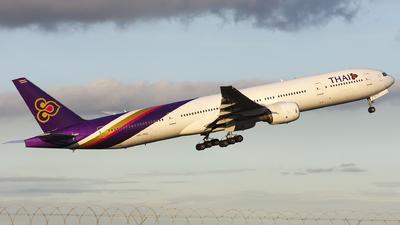 HS-TKC - Boeing 777-3D7 - Thai Airways International
