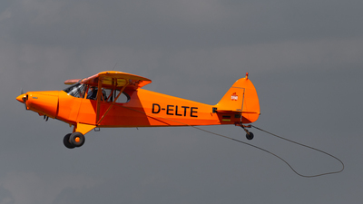 D-ELTE - Piper PA-12 Super Cruiser - Private