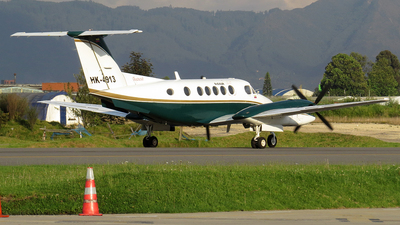 HK-4913 - Beechcraft 300LW Super King Air - Rio Sur