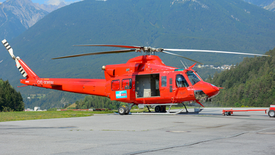 A picture of OEXWW - Bell 412 - [33082] - © Julian Giptner
