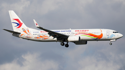 B-6143 - Boeing 737-89P - China Eastern Airlines