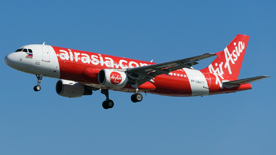 A picture of RPC8977 - Airbus A320216 - AirAsia - © Isaac_SeaandSky