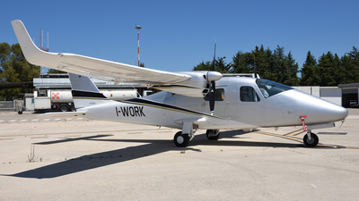I-WORK - Tecnam P2006T - Private