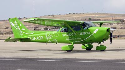 CS-AQX - Reims-Cessna F172N Skyhawk II - Aero Club de Torres Vedras (ACTV)