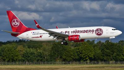 A picture of 9HCXA - Boeing 73785R - Corendon Airlines - © Thomas Schmidt-Blindenhöfer