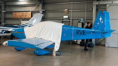 ZK-RVE - Vans RV-9A - Private