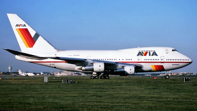 ZS-SPC - Boeing 747SP-44 - Avia Airlines