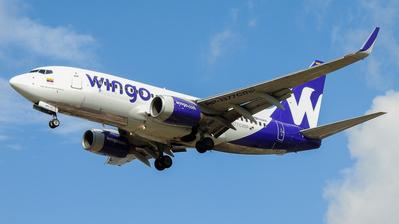 HP-1377CMP - Boeing 737-7V3 - Wingo