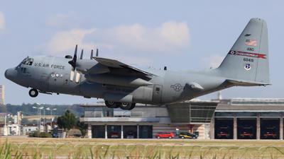 86-0419 - Lockheed C-130H Hercules - United States - US Air Force (USAF)