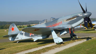 D-FYAC - Yakovlev Yak-3 - Private