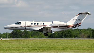 N429MR - Cessna 525 Citation CJ4 - Private