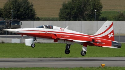 J-3091 - Northrop F-5E Tiger II - Switzerland - Air Force