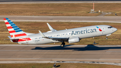 A picture of N970NN - Boeing 737823 - American Airlines - © shansixiang66