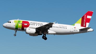 A picture of CSTTI - Airbus A319111 - TAP Air Portugal - © Rui Cardoso