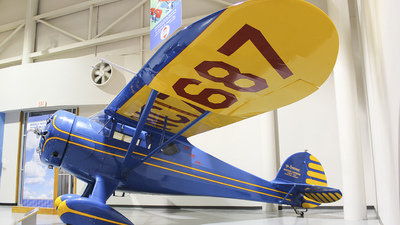 NC17687 - Monocoupe D-145 - Private