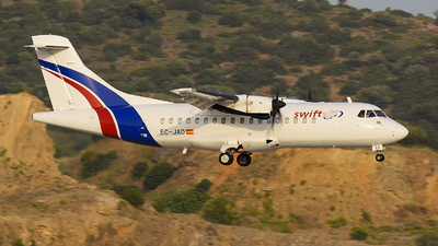 EC-JAD - ATR 42-300 - Swiftair