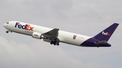 N277FE - Boeing 767-300F(ER) - FedEx