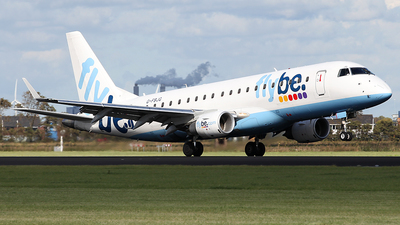 G-FBJG - Embraer 170-200STD - Flybe