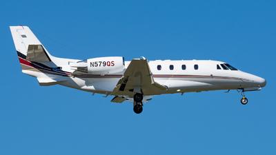 N579QS - Cessna 560XL Citation XLS - NetJets Aviation