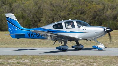A picture of VHSRS - Cirrus SR22 - [4307] - © Dallas Presser
