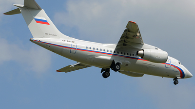 RA-61732 - Antonov An-148-100E - Russia - Air Force