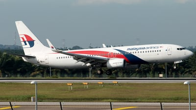 A picture of 9MMXX - Boeing 7378H6 - Malaysia Airlines - © Hon Kit