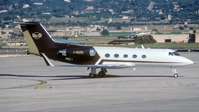 I-MADU - Gulfstream G-III - Private