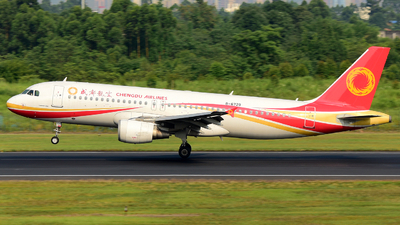 B-6729 - Airbus A320-214 - Chengdu Airlines