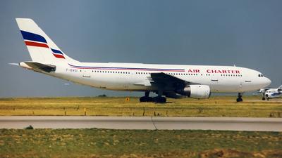 F-BVGI - Airbus A300B4-203 - Air Charter International